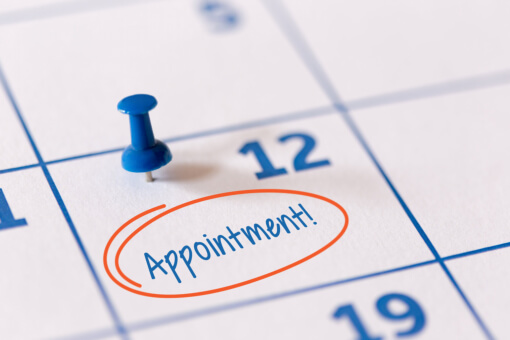 Steps You Can Take to Avoid Missing an Appointment