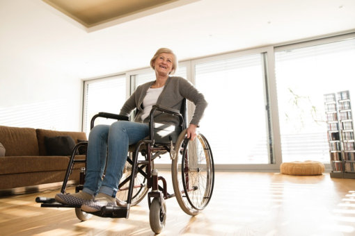 Why Do Some Wheelchairs Have Larger Back Wheels Than Most?